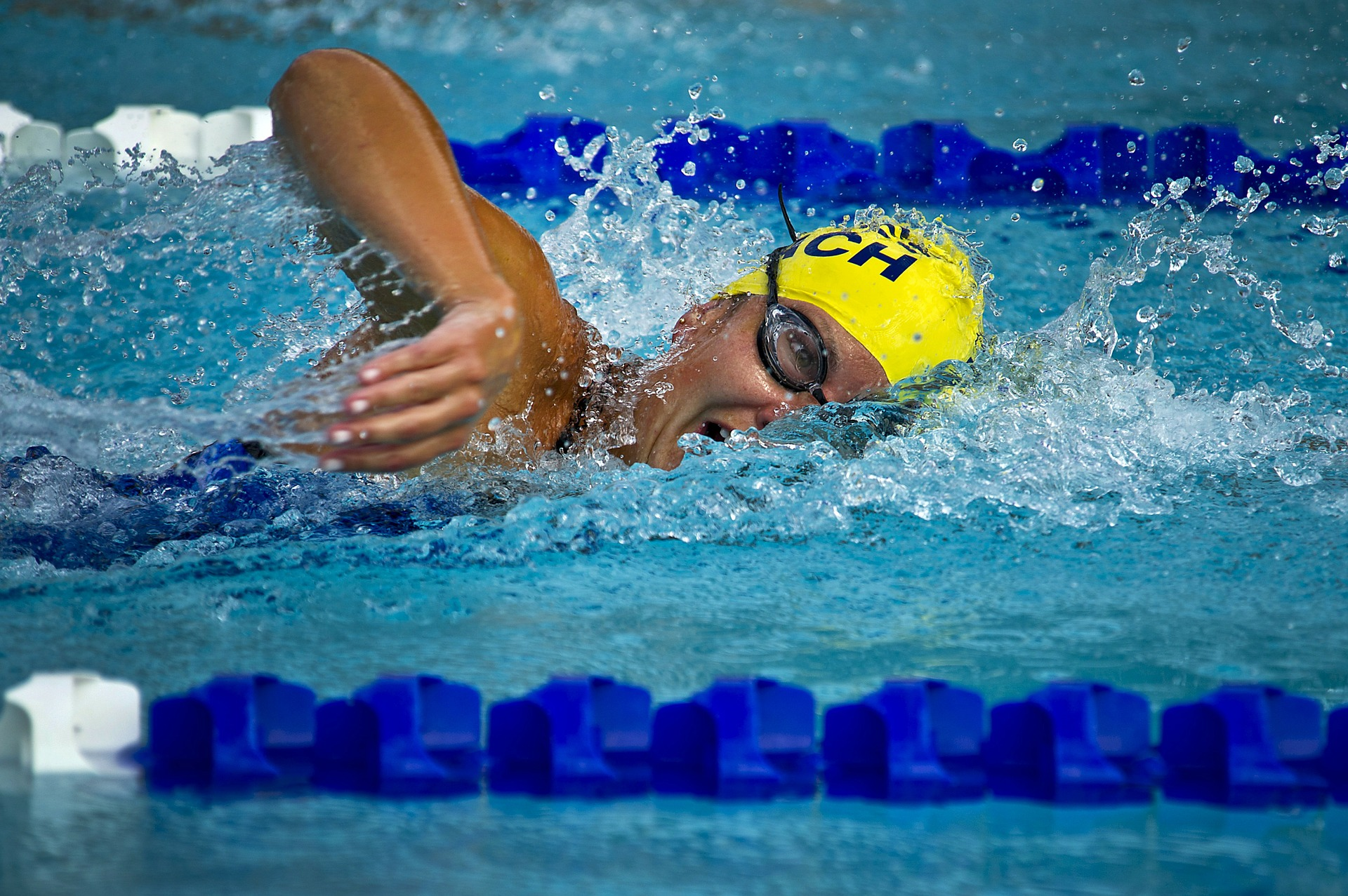 Swimming Away Your Calories