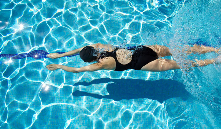 Swimming Lessons Give You a Great Chance